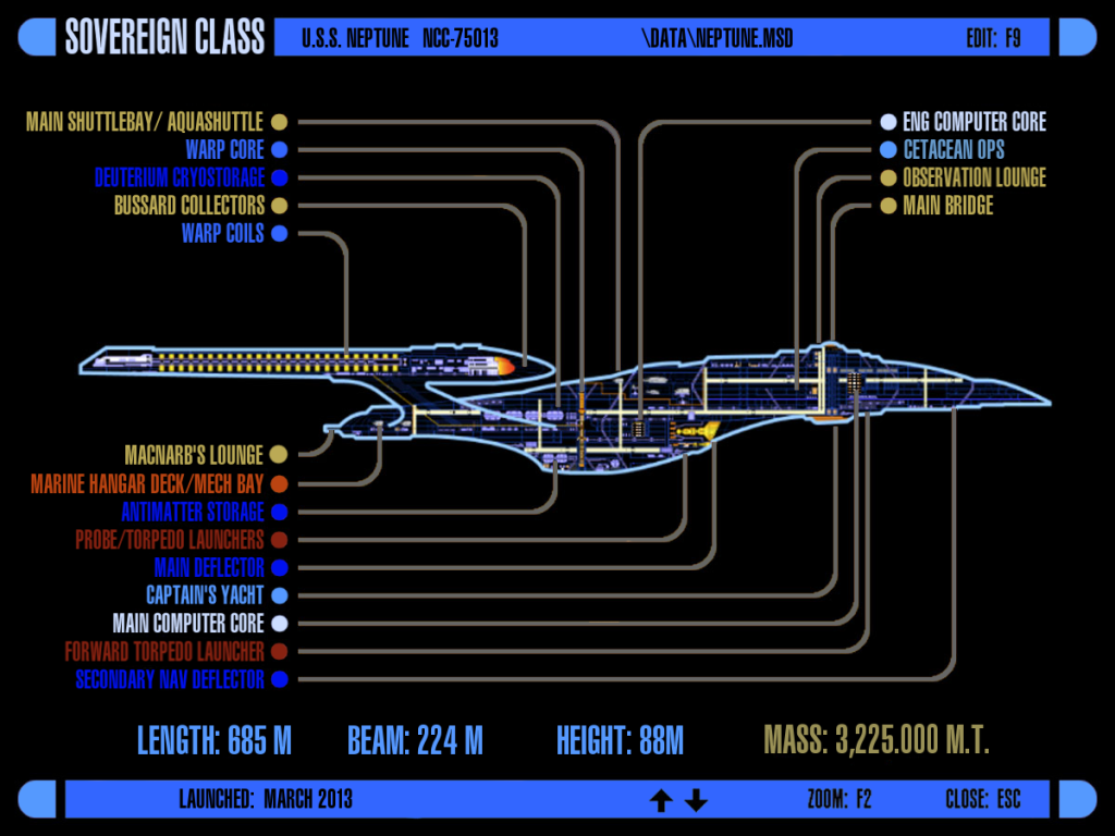Neptune MSD - NCC-75013 - REVISED