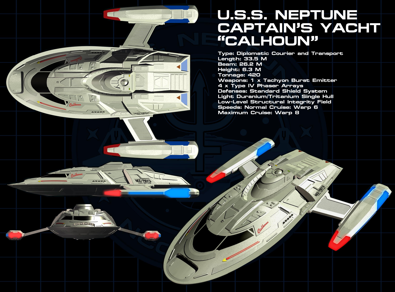 02 NEW - Neptune - Yacht